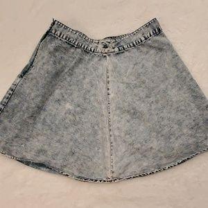 NWOT Rue 21 mini skirt  size 7/8